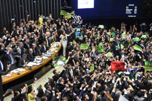 Dilma Rousseff impeached by lower house of Congress