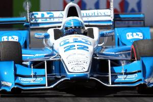 Pagenaud's Long Beach win marked by controversy