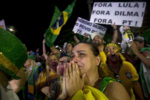 IOC: Brazil impeachment vote won't affect Olympics