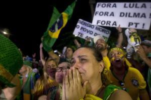 IOC: Brazil impeachment vote won't affect Olympics