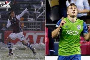 Jermaine Jones, Jordan Morris scored their first goals of the MLS season