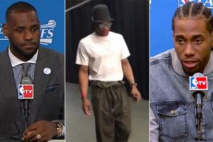 NBA Fashion Tinder: Vote on this week's outfits