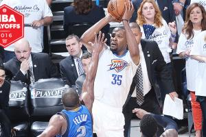 Inside the longest night of Kevin Durant's career