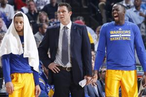 Warriors' Walton allowed to talk to other teams