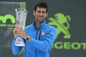 Novak Djokovic maintains that tennis is clean