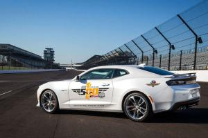 The Drive: Chevy Camaro SS is the 2016 Indianapolis 500...