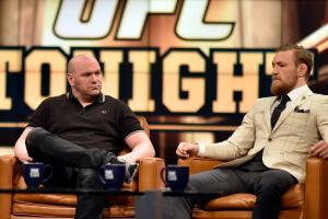 Dana White: doesn't think McGregor is retiring