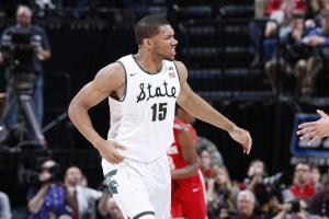 Michigan State's Marvin Clark transfers