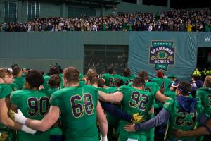 Notre Dame to pause Shamrock Series for 2017