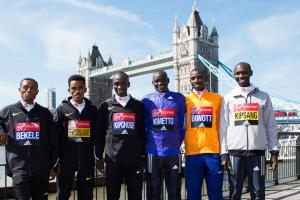 2016 London Marathon elite men's preview