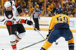Ducks knot up series with win over Preds in Game 4