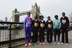 2016 London Marathon elite women's preview