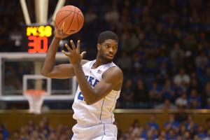 Amile Jefferson will return to Duke