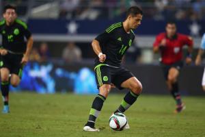 Chicharito will play in Copa America, not Olympics