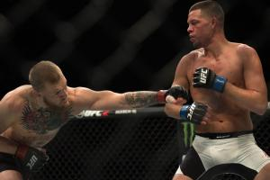 Diaz alludes to fight with McGregor being off