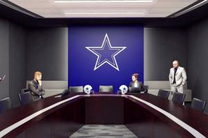 Cowboys building future of NFL draft war rooms