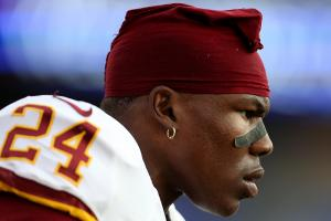 Redskins S wants to sell Norman his jersey number
