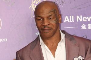 Mike Tyson pays tribute to Prince