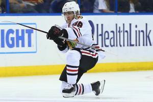 Three Stars: Kane delivers for Blackhawks