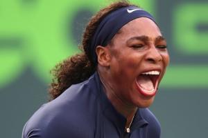 Serena William met Tom Brady and put it on Snapcaht