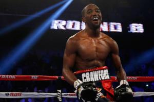 Terence Crawford turns himself in to police,