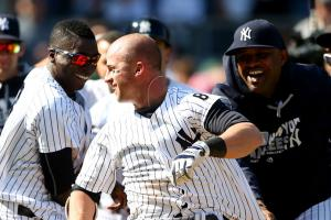 Watch: Brett Gardner's walk-off home run