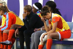 Carli Lloyd has sprained MCL, likely out 3-6 weeks