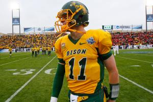 Looking back on the recruitments of Wentz, Goff