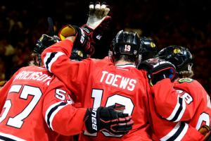 Blackhawks come back to force Game 7 vs. Blues