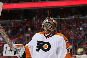 Three Stars: Flyers' Neuvirth leads the way