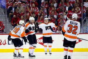 Flyers stay afloat in playoffs to force Game 6
