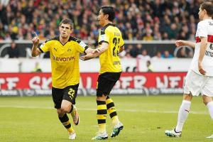 Watch: Christian Pulisic scores again for Dortmund