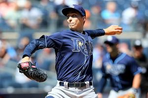 Top prospect Snell has promising debut for Rays
