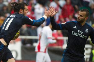 Watch: Gareth Bale completes Madrid comeback