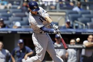 Rays' Steven Souza hits two home runs on birthday