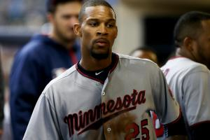 Twins demote Byron Buxton to Triple A
