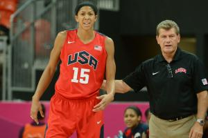 Report: Candace Parker left off Olympic roster
