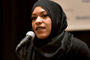 Ibtihaj Muhammad addresses SXSW hijab incident