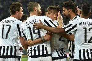 Juventus wins fifth straight Serie A championship