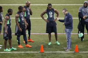 No players failed drug tests at the NFL combine