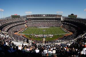 Raiders nearing their first season-ticket sellout