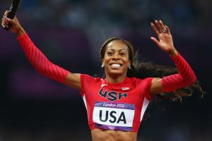 Sanya Richards-Ross to retire after 2016 Olympics