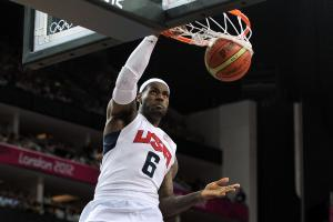 U.S. men's hoops to play five games before Rio