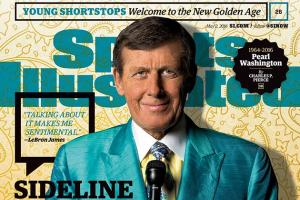 SI's Craig Sager cover story with Lee Jenkins