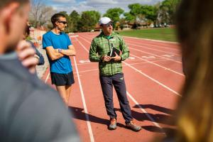 Mackey: Brooks Beasts' Road to Rio started in 2013