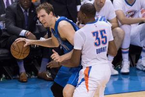 Dirk Nowitzki: Retirement is 'out of the question'