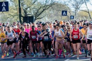 12-year-old girl accidentally ran a half-marathon