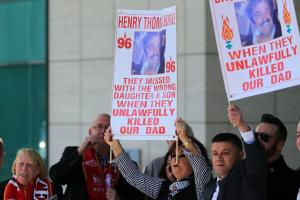 Jury finds police at fault for Hillsborough deaths