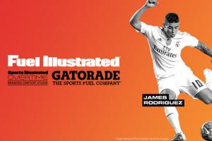 Sponsored: How James Rodríguez builds stamina