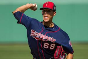 Twins call up Jose Berrios to start vs. Indians
